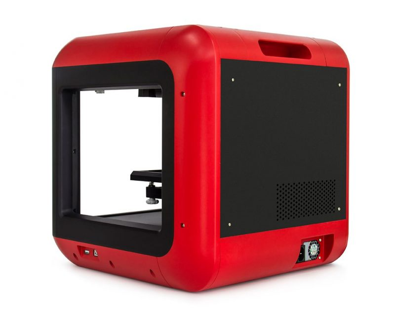Фото 3D принтера FlashForge Finder 9