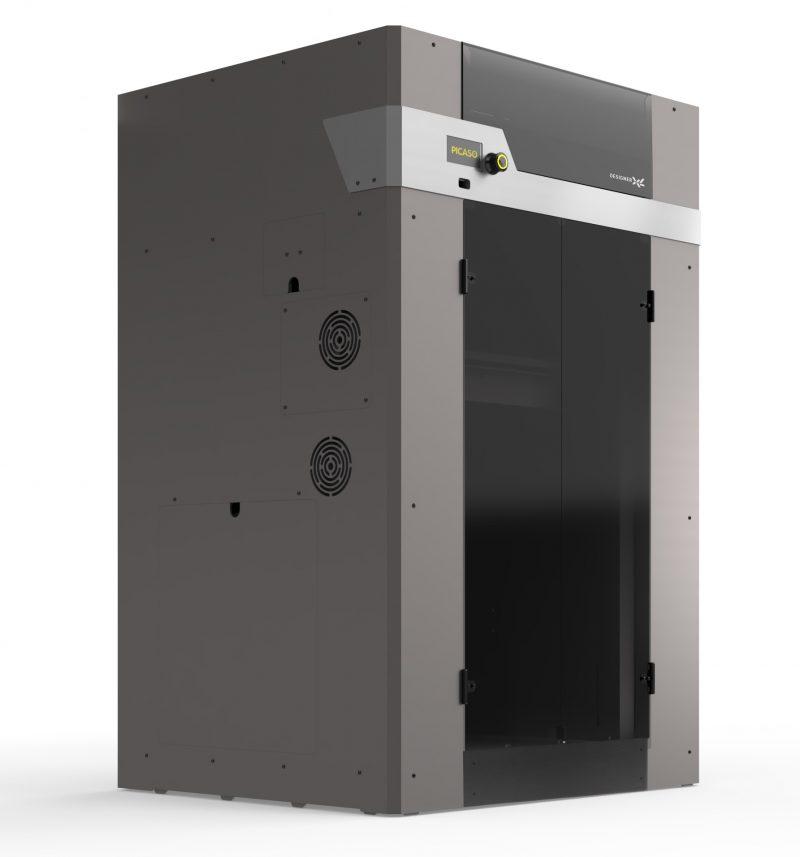 Фото 3D принтера PICASO 3D Designer XL PRO 4