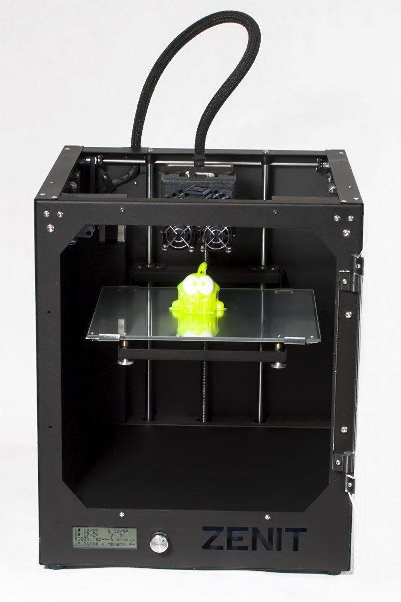 Фото 3D принтера Zenit DUO SWITCH 2