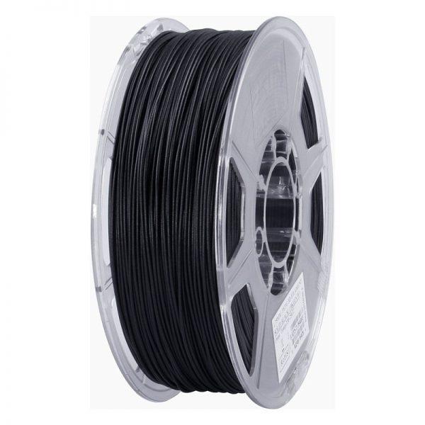 Фото PETG-пластика ESUN 1.75 мм 1кг., черный 1
