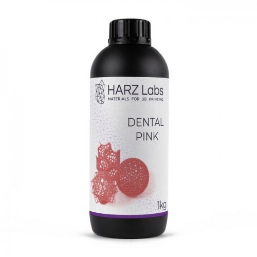 Фото фотополимера HARZ Labs Dental Pink LCD/DLP 1 л