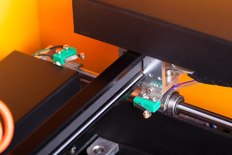 Фото лазерного гравировального станка Raylogic 304 mini 4