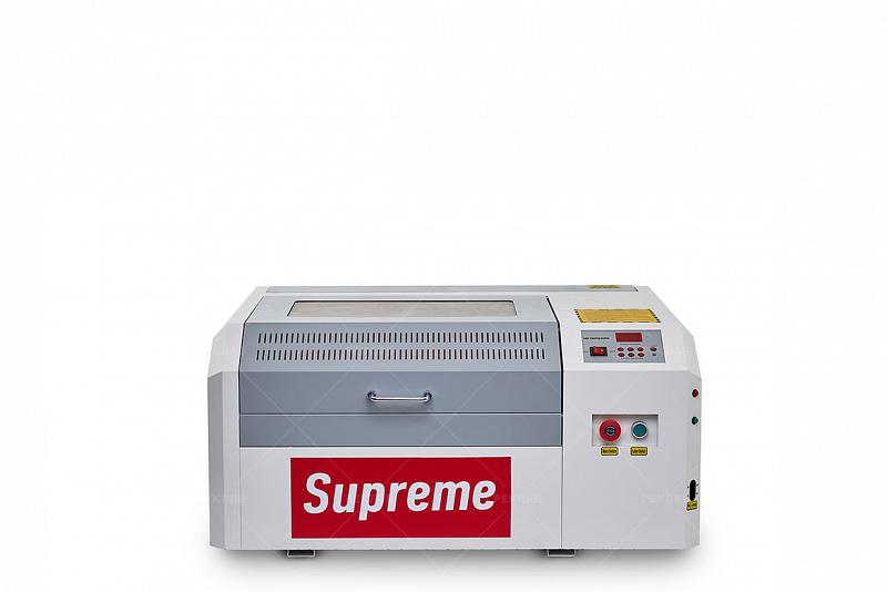 Фото лазерного гравировального станка Supreme 4040 1