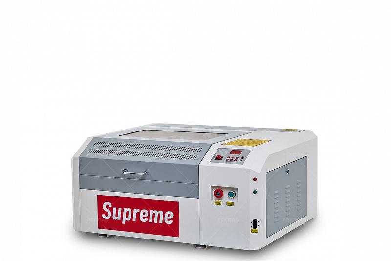 Фото лазерного гравировального станка Supreme 4040 3