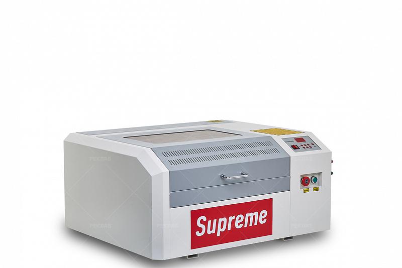 Фото лазерного гравировального станка Supreme 4040 5