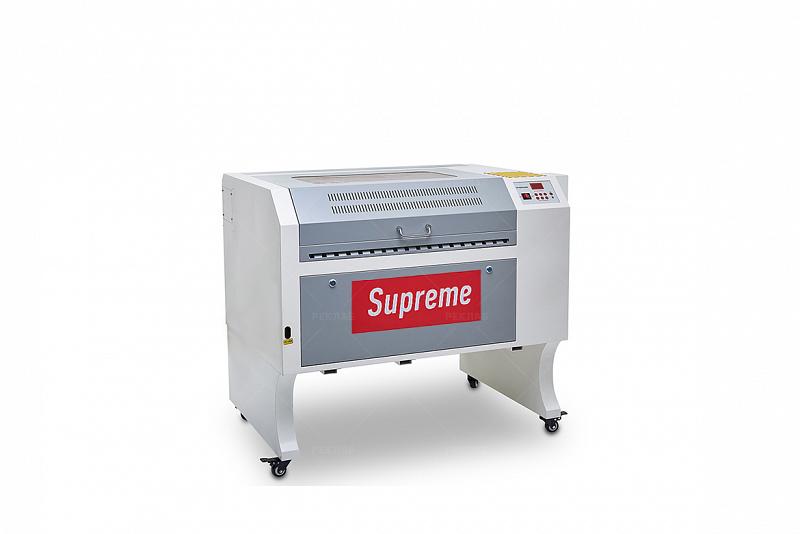 Фото лазерного гравировального станка Supreme 6040 4