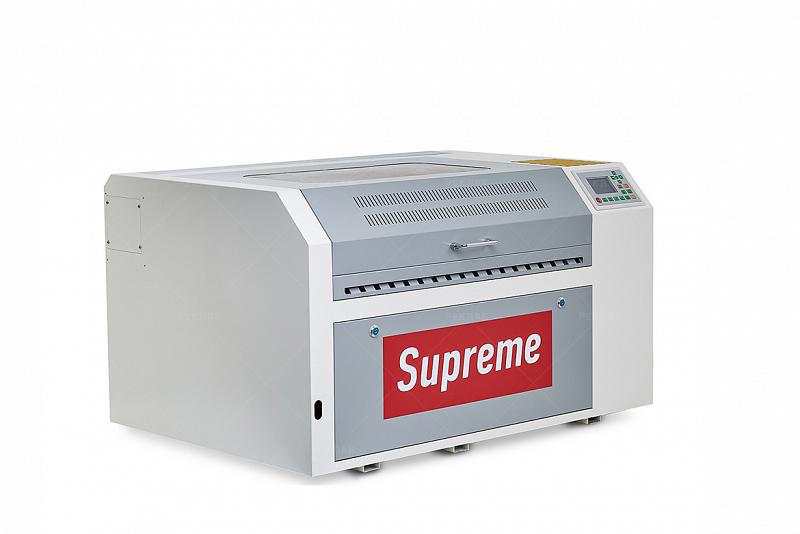 Фото лазерного гравировального станка Supreme 6040 Ruida 6