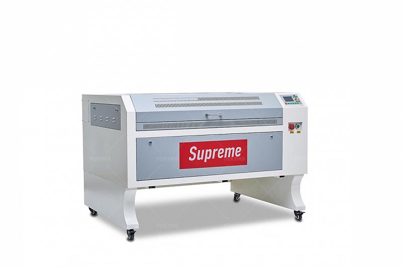 Фото лазерного гравировального станка Supreme 6090 1