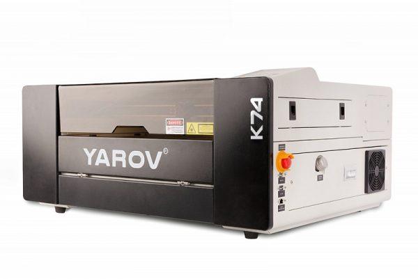 Фото лазерного гравировального станка Yarov K74 1