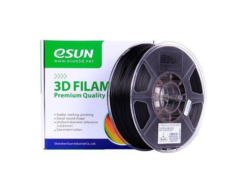 Фото ePA-CF ESUN 1.75 мм. 1 кг. Carbon Fiber натуральный 2