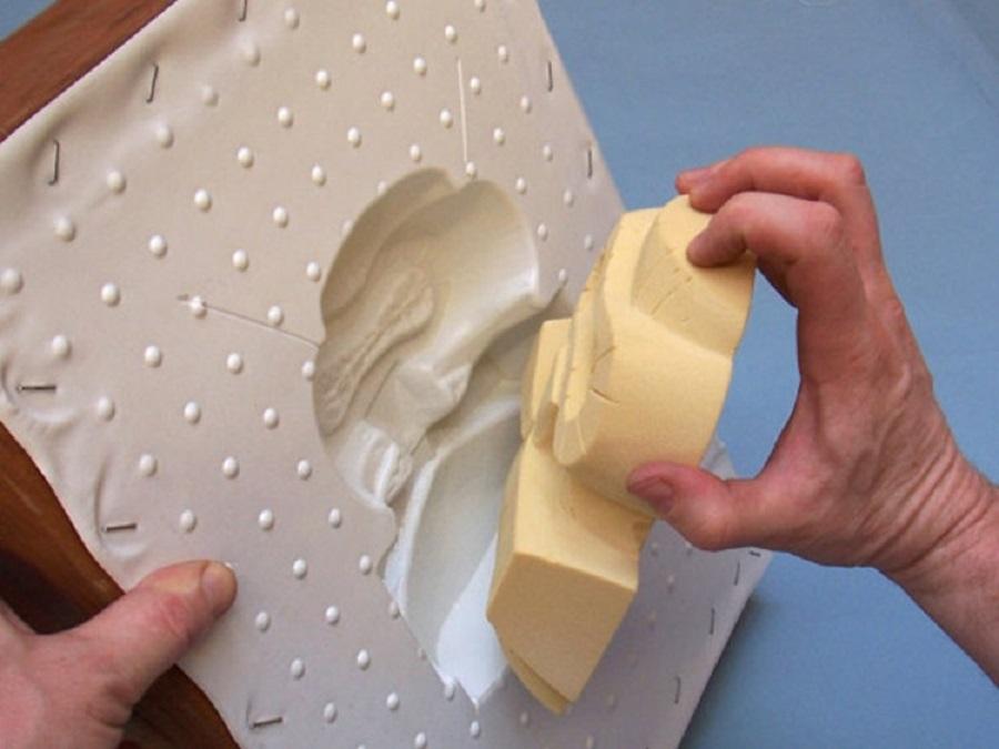Фото 3D печать мастер моделей под вакуумную формовку 1
