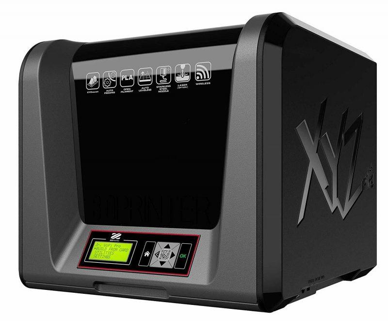 Фото 3D принтера XYZ Da Vinci Junior WiFi Pro 2