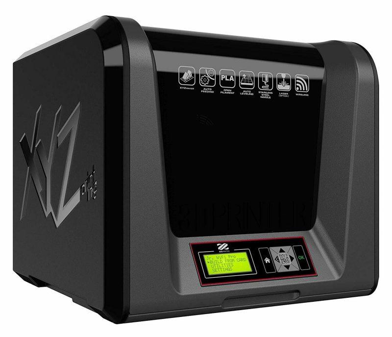 Фото 3D принтера XYZ Da Vinci Junior WiFi Pro 3
