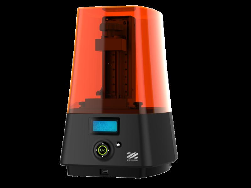 Фото 3D принтера XYZPrinting PartPro100 xP 2