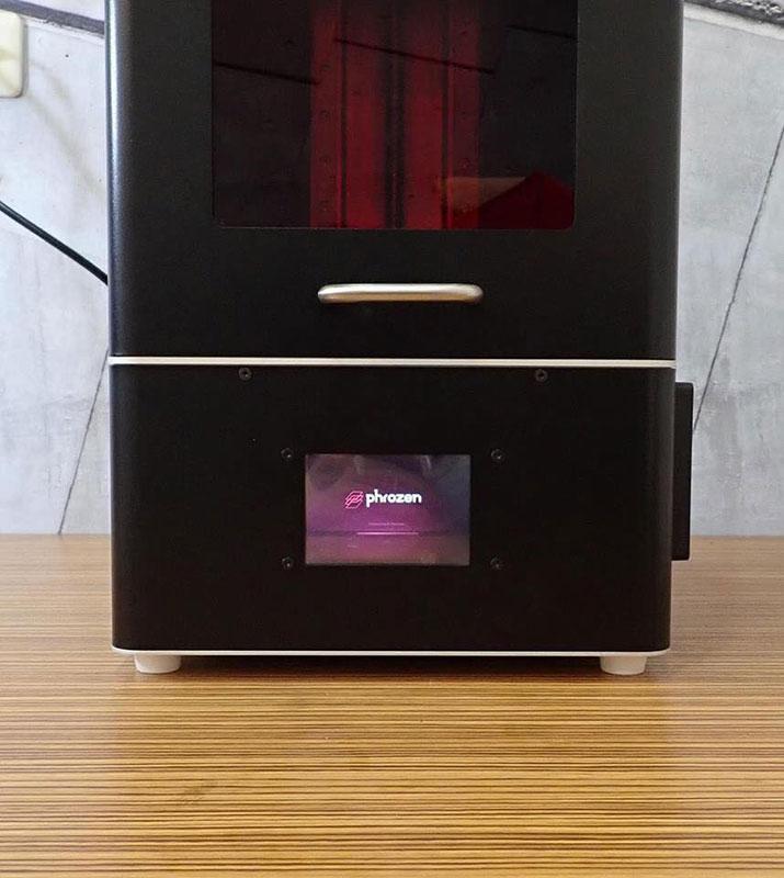 Фото 3D принтера Phrozen Shuffle 4K 2