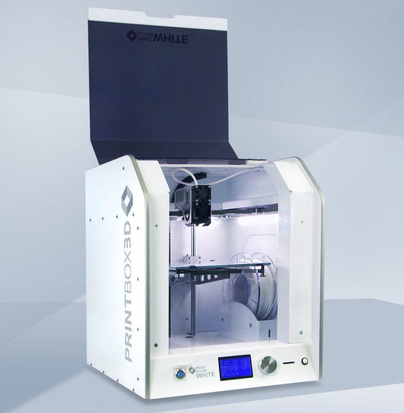 Фото 3D принтера PrintBox3D White 3