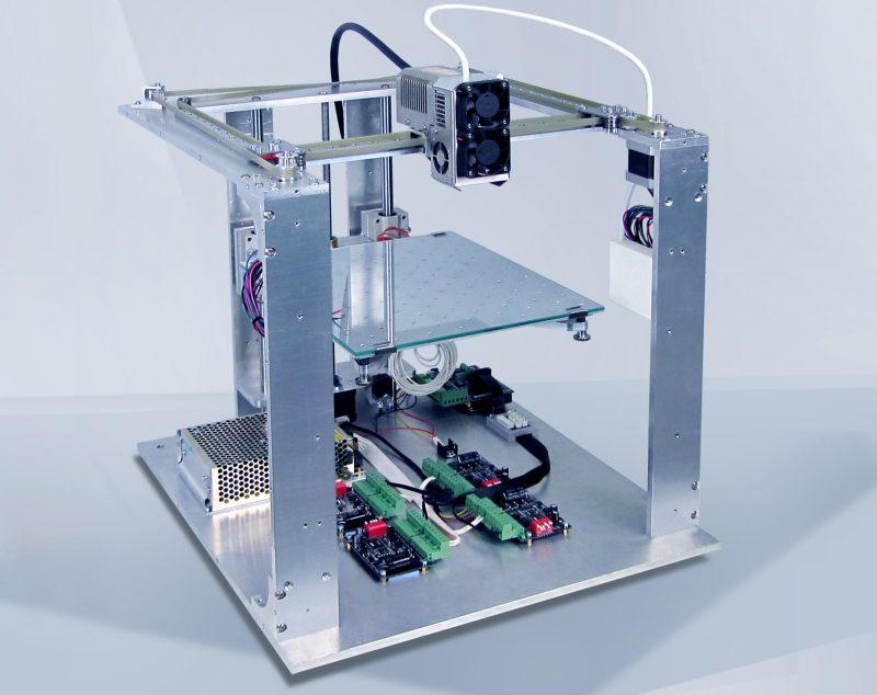 Фото 3D принтера PrintBox3D White 4