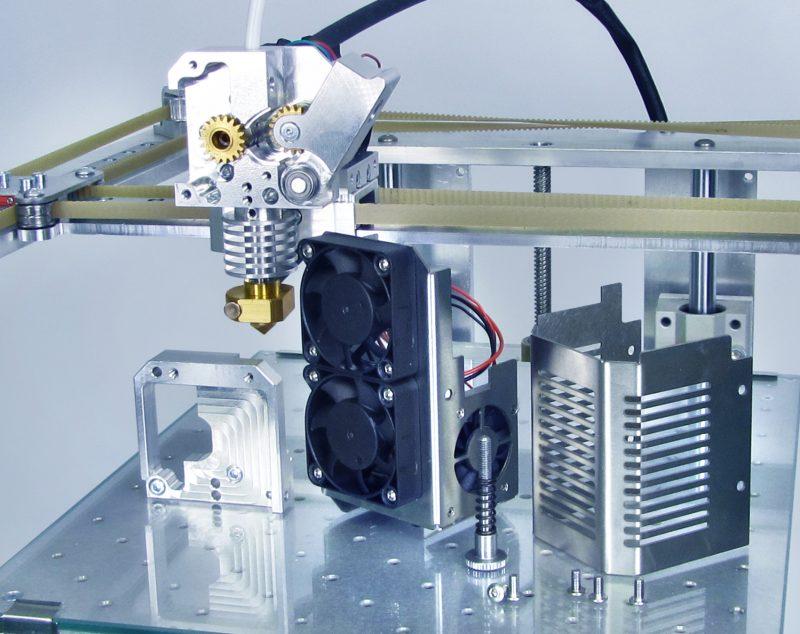 Фото 3D принтера PrintBox3D White 7