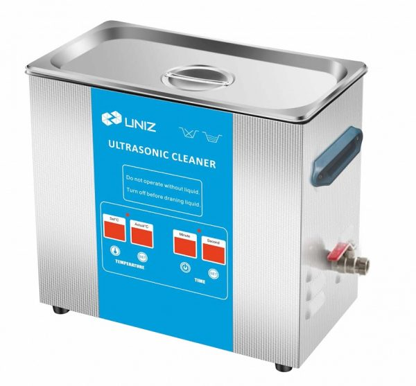 Фото ультразвуковой ванны Uniz UC-4120, 3.2 л 1