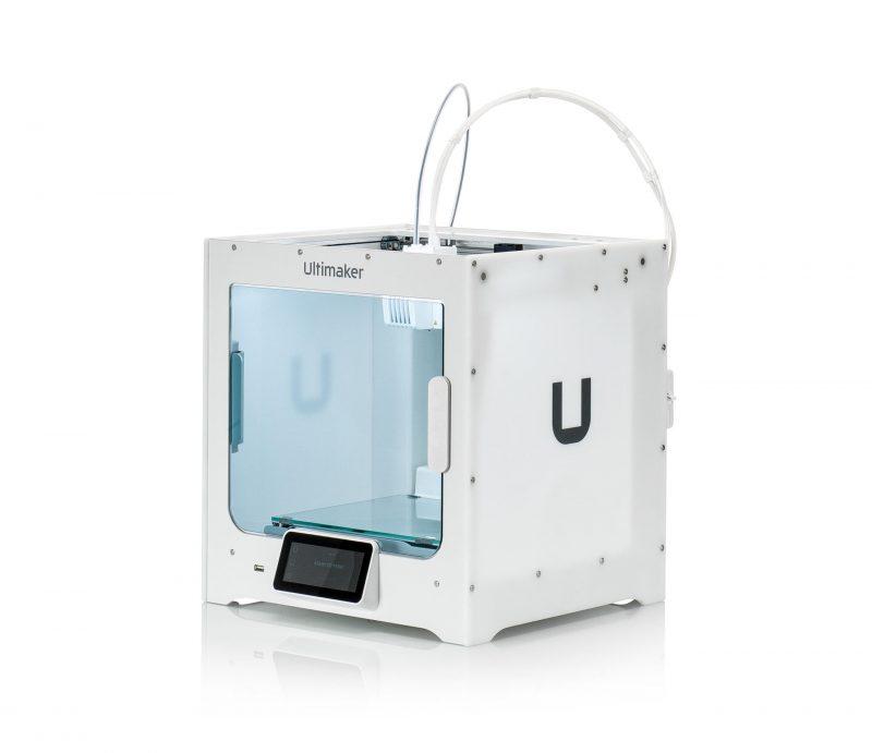 Фото 3Д принтера ULTIMAKER S3 2