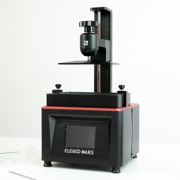 Фото 3D принтера Elegoo Mars UV Photocuring LCD 3