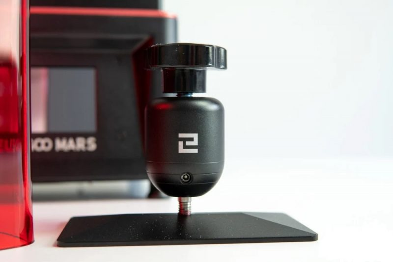 Фото 3D принтера Elegoo Mars UV Photocuring LCD 5