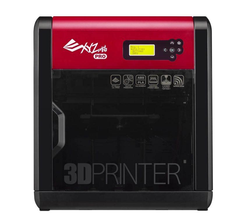 Фото 3D принтер XYZPrinting da Vinci 1.0 Pro (2 power cord) 2
