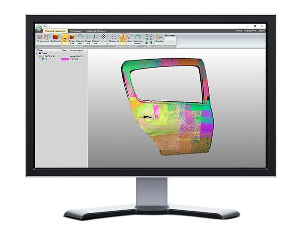 Фото 3D сканер RangeVision PRO 5
