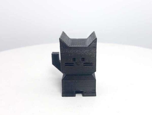 Фото модели для калибровки 3D-принтера 10