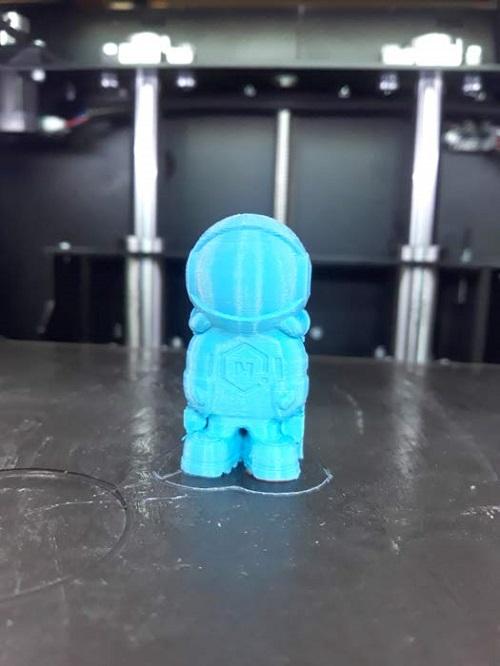 Фото модели для калибровки 3D-принтера 9