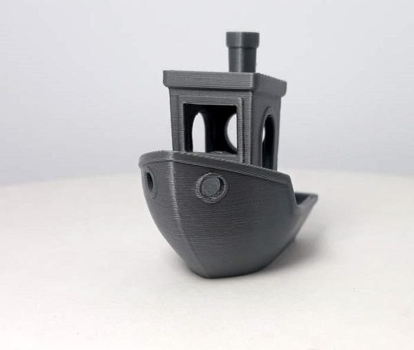 Фото модели для калибровки 3D-принтера 3