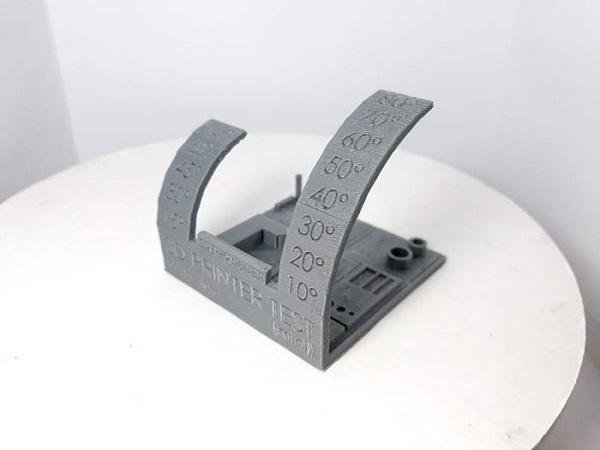 Фото модели для калибровки 3D-принтера 2