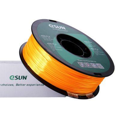 Фото нити для 3D печати eSUN eSilk - шёлковый PLA 13