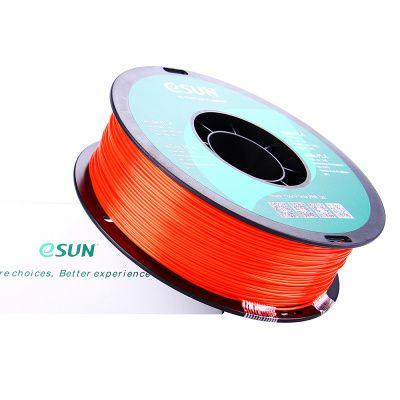 Фото нити для 3D печати eSUN eSilk - шёлковый PLA 14