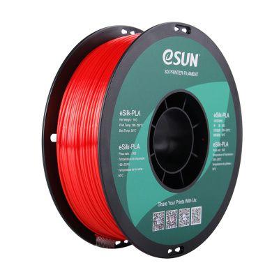 Фото нити для 3D печати eSUN eSilk - шёлковый PLA 8