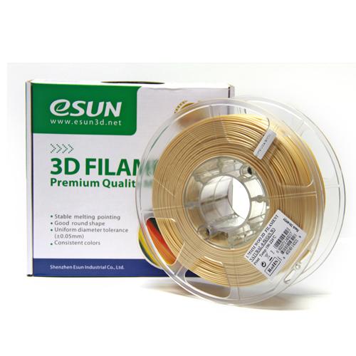 Фото Нить для 3D печати eSUN Wood 1