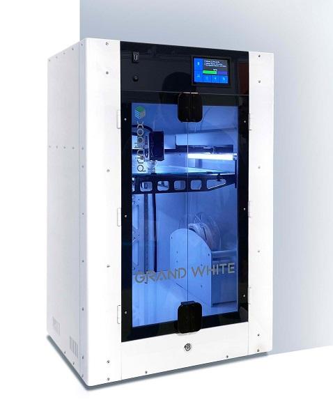 Фото 3D принтера Printbox3D Grand White 1