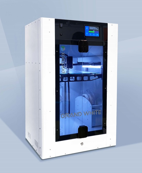 Фото 3D принтера Printbox3D Grand White 2