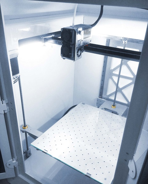 Фото 3D принтера Printbox3D Grand White 4