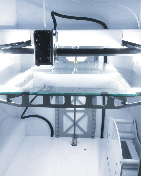 Фото 3D принтера Printbox3D Grand White 5