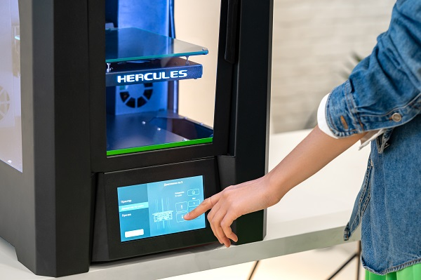 Фото 3D принтера Hercules G2 13