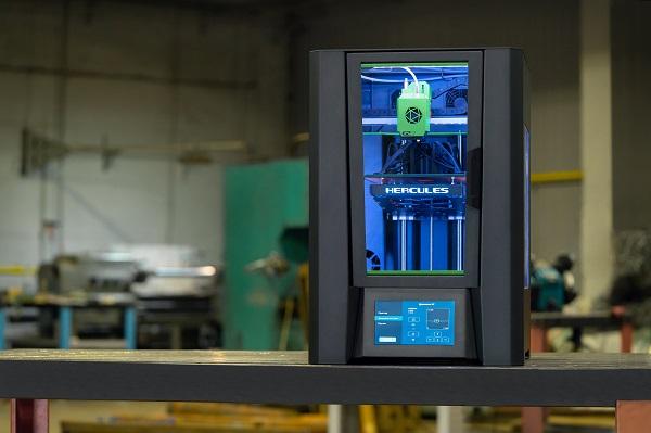 Фото 3D принтера Hercules G2 15