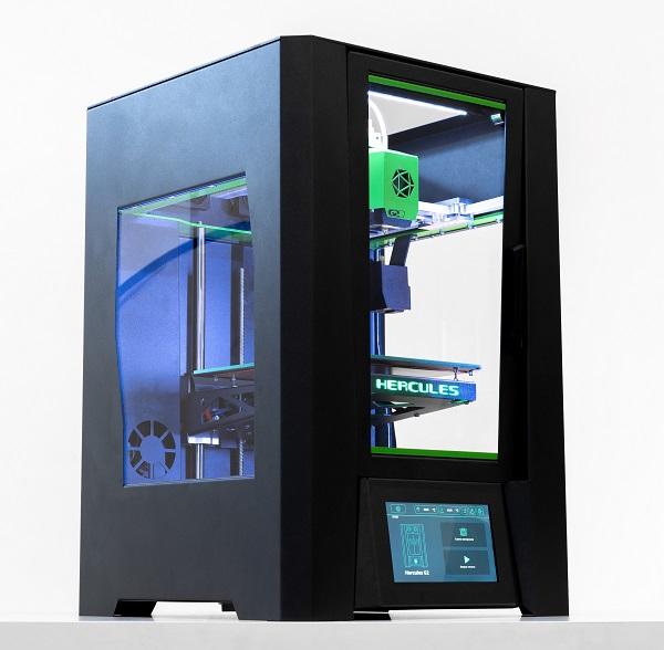 Фото 3D принтера Hercules G2 2