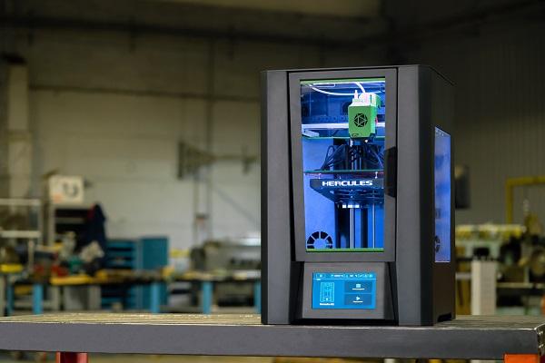 Фото 3D принтера Hercules G2 20