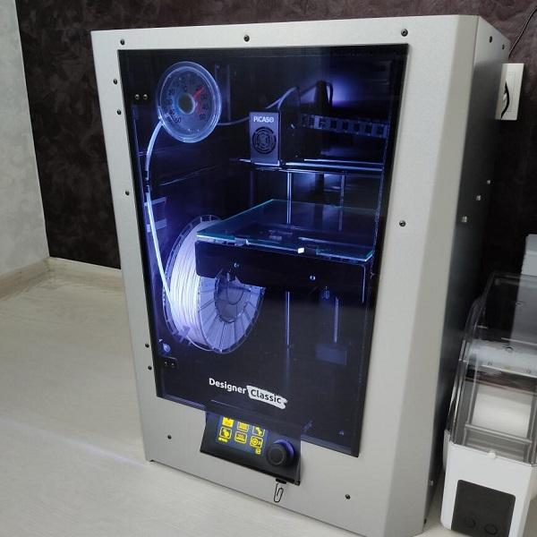 Фото 3D принтер Picaso Designer Classic 4