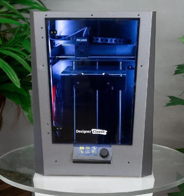 Фото 3D принтер Picaso Designer Classic 3