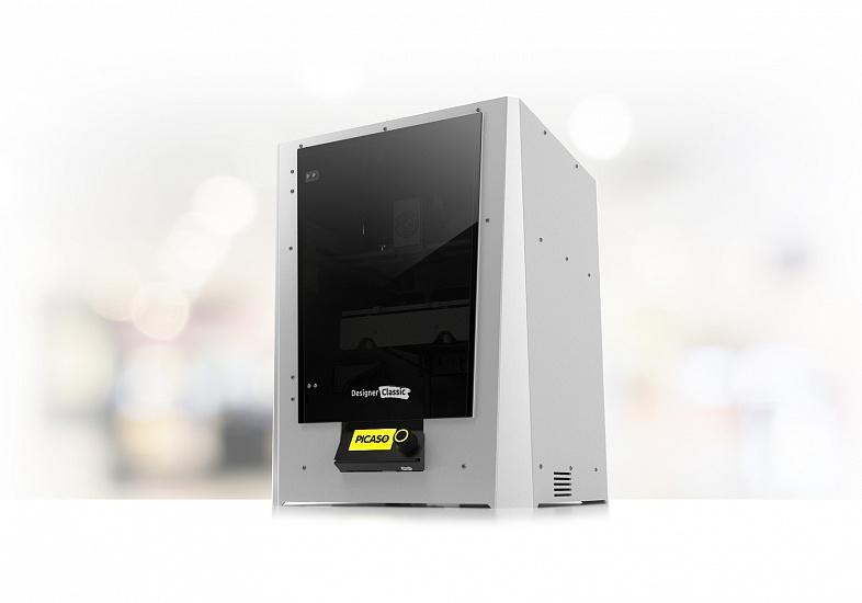 Фото 3D принтера Picaso Designer Classic 2