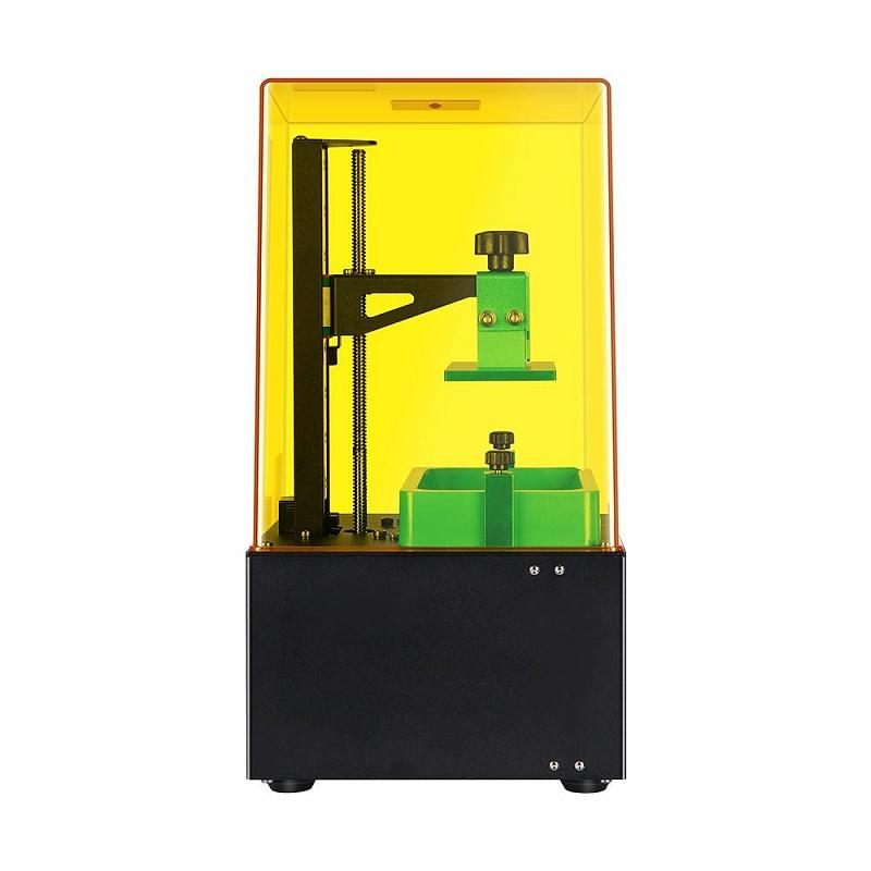 Фото 3D принтер Anycubic Photon Zero + Устройство 2в1 для УЗ-очистки и УФ-отверждения моделей Anycubic Wash 2