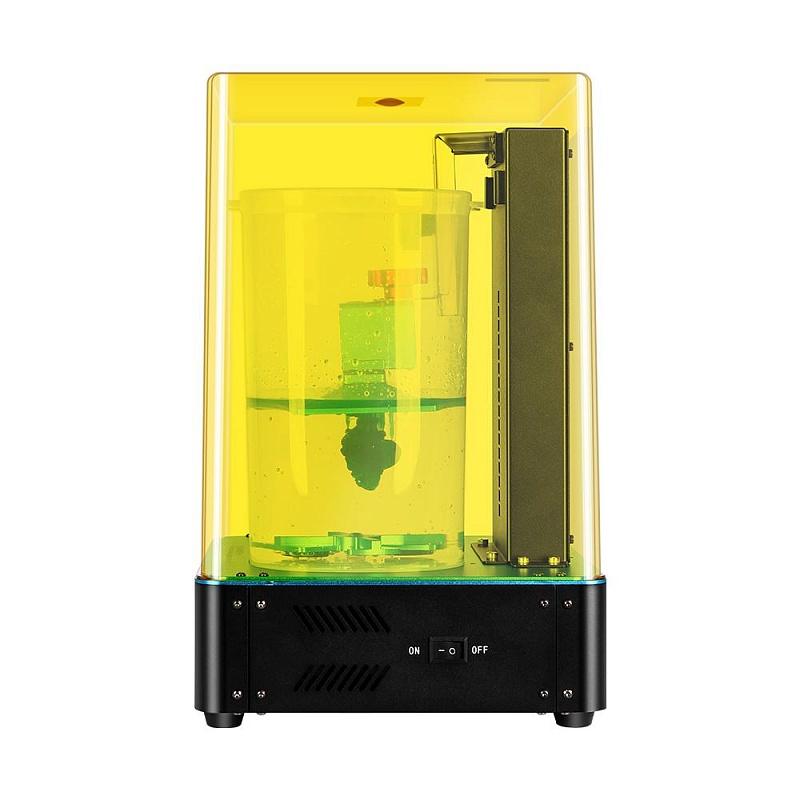 Фото 3D принтер Anycubic Photon Zero + Устройство 2в1 для УЗ-очистки и УФ-отверждения моделей Anycubic Wash 5