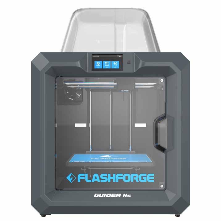 Фото 3D принтера Flashforge Guider IIs 1